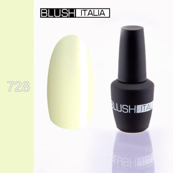 gel polish 728 blush italia