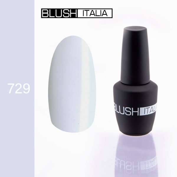 gel polish 729 blush italia