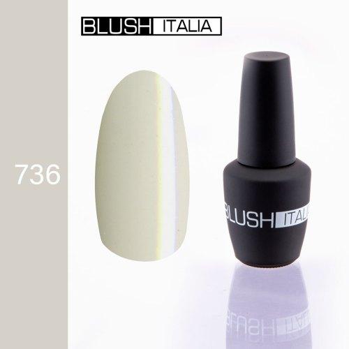gel polish 736 blush italia