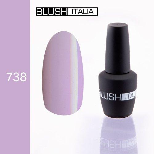 gel polish 738 blush italia