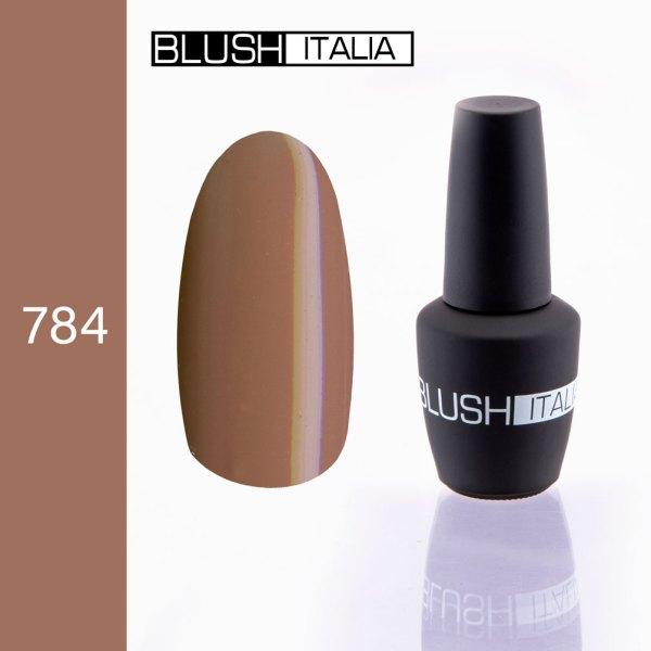 gel polish 784 blush italia