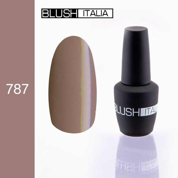 gel polish 787 blush italia