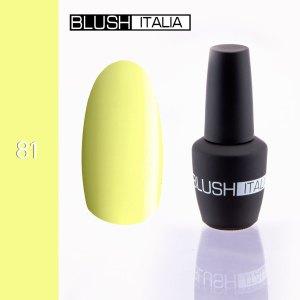gel polish 81 blush italia