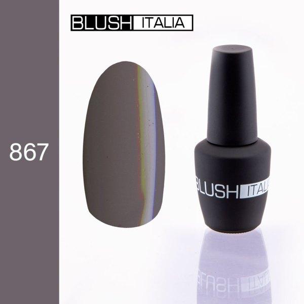 gel polish 867 blush italia