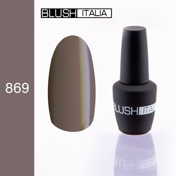 gel polish 869 blush italia