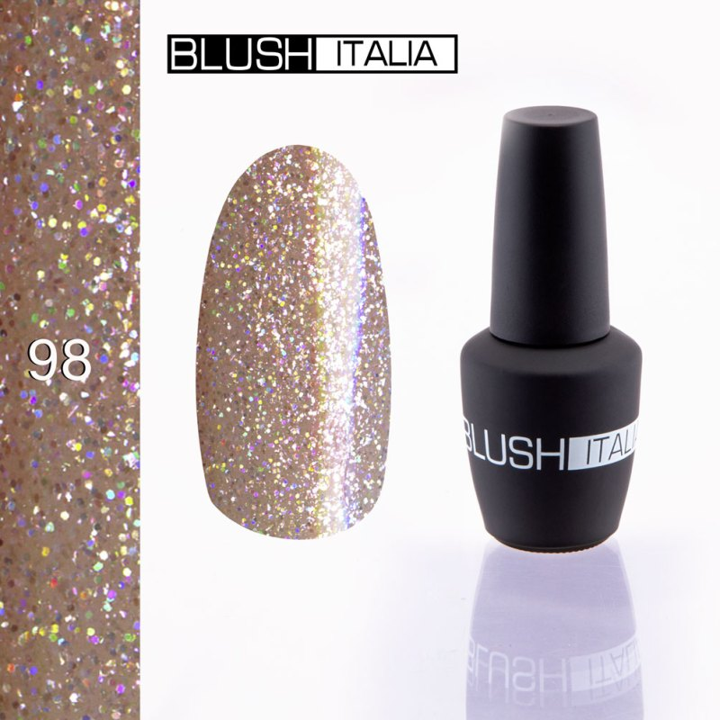 gel polish 98 blush italia