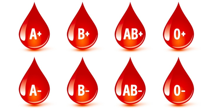 Scientists Advise Eating According To The Blood Type 1