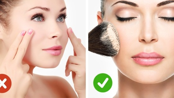 12 Ways Which Ensure Makeup Will Not Run off In Hot Water 16