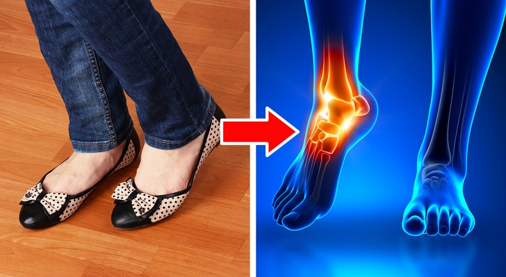 6 Types Of Shoes That Can Damage Your Body Too Badly 1