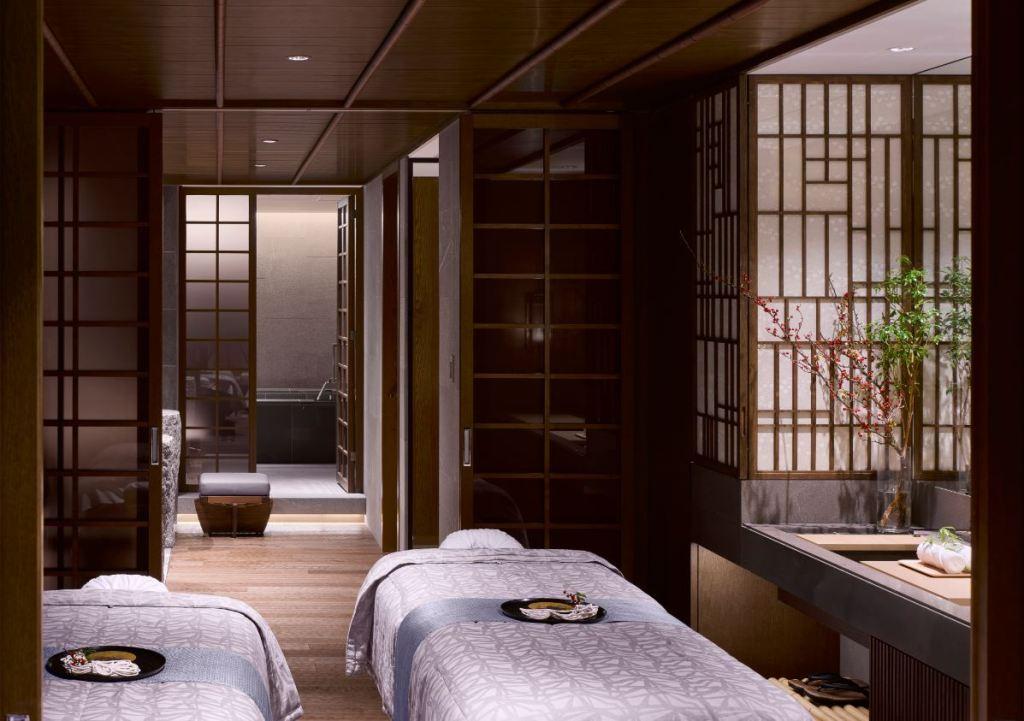 Four Seasons Kyoto Spa Treatment Room