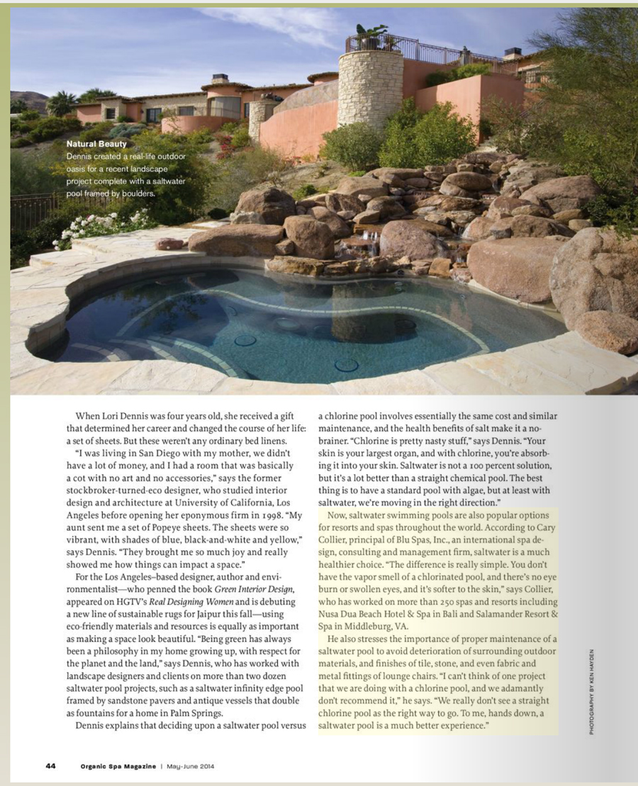 Organic-Spa-Magazine - Saltwater Pools