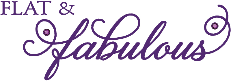 The official logo includes purple text and purple gemstones that can accommodate the logo being used at any size, small or large. Sparkly! We supplied a version with and without the sparkles, as they might not be appropriate (or look good) in all uses.