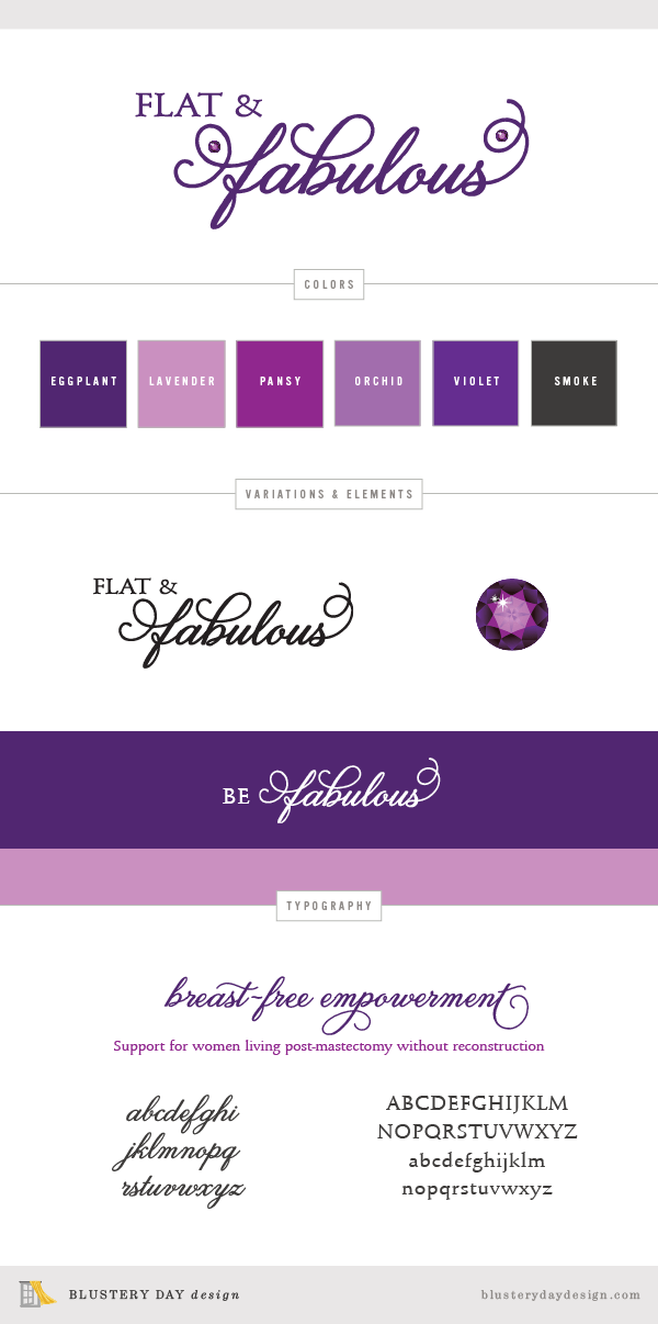 Flat Fabulous Mood Board Web Sized