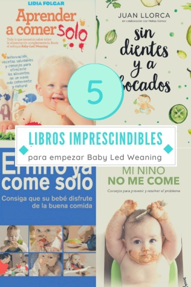 Libros baby led weaning
