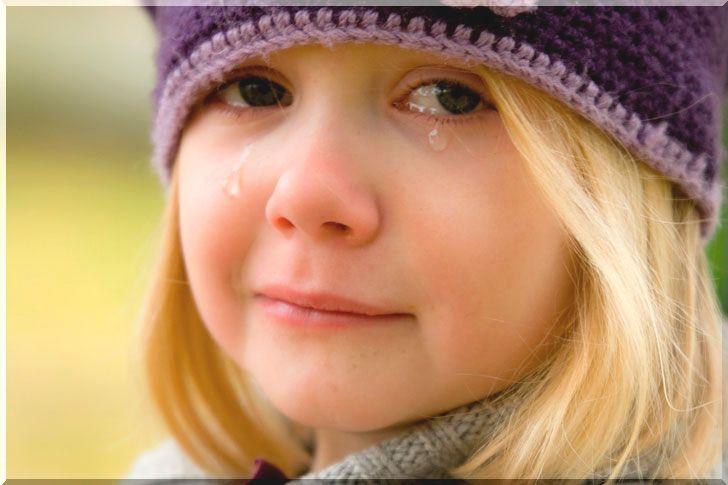 Ніколи не проходьте повз дітей, які плачуть!