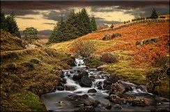 Blea Tarn outfall - David Slade
