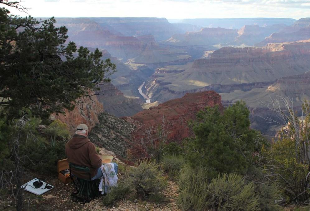 Grand-Canyon-artist-SteveCopeland