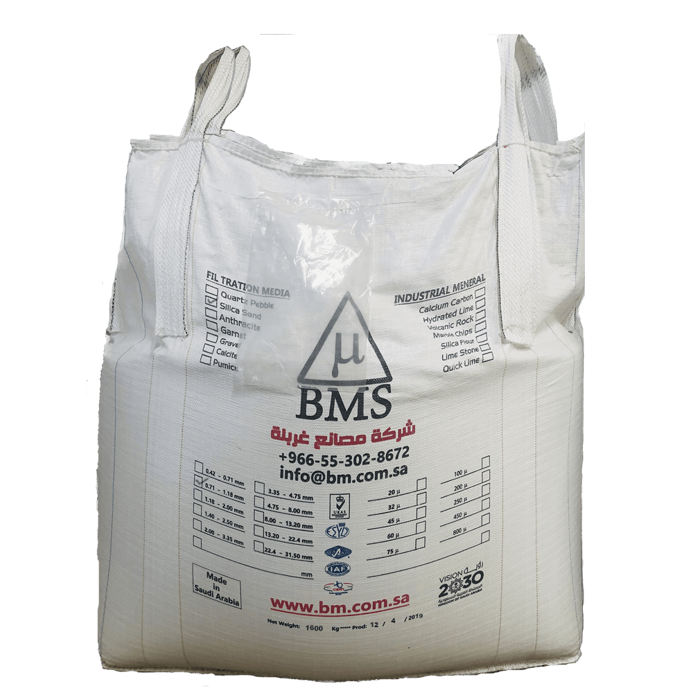 BMS packing paper bag