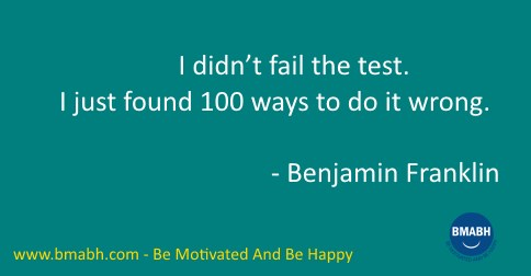 Funny inspirational quotes by Benjamin Franklin