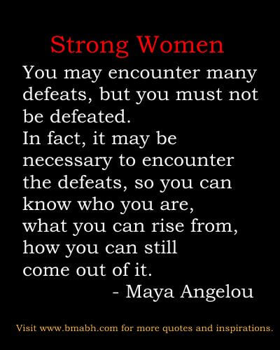 Quotes For Strong Women Brilliant 100 Inspirational Strong Women Quotes To Empower You  With Pictures