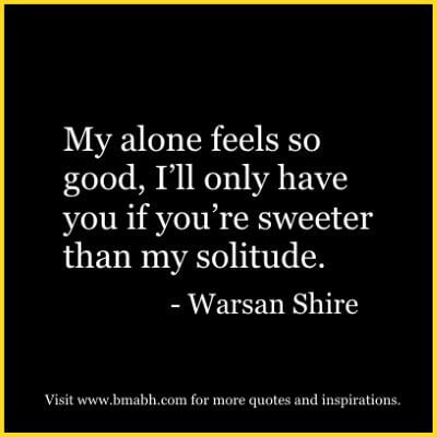 Single Quotes and sayings at www.bmabh.com #being single