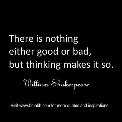 Famous William Shakespeare Quotes wise sayings