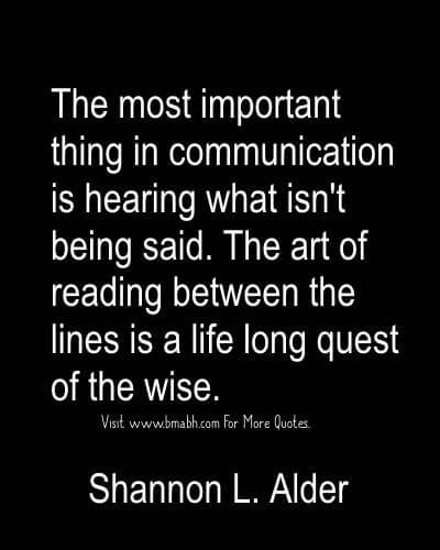 Inspiring Communication Quotes