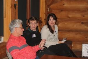 Dana, Todd & Karen