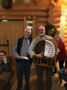John Stoner - Restoration trophy