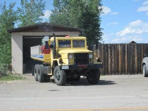 Rand Fire Truck