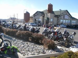 bikes Rockyard