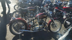 Bikes at Rockyard