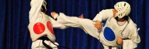 Olympic-Style Taekwondo Sparring in Eugene