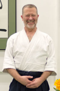Chuck Hauk - Aikido instructors