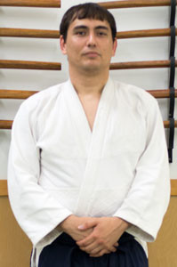 Mark Kruger - Aikido instructors