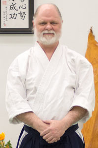 Phil Martinez - Aikido instructors