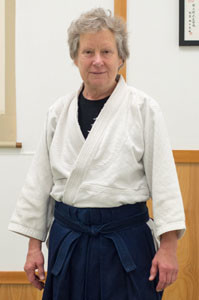 Susan Newton - Aikido instructors