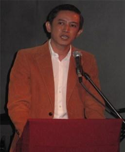Rey Inobaya, country manager of Kinetic Worldwide – Philippines