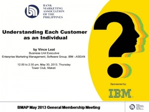 5th 2013 General Membership Meeting