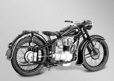 BMW R25, one of my favorite classics