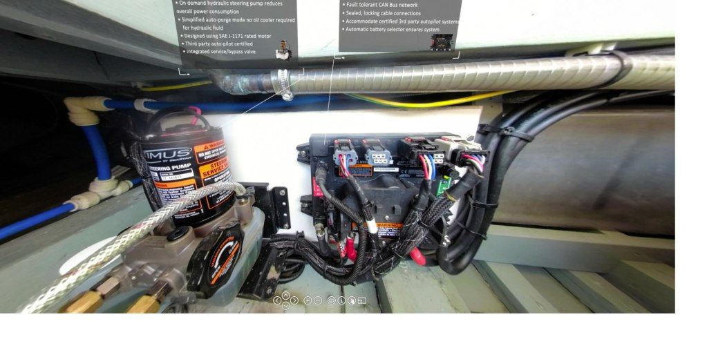 Electronic Steering Control Installation
