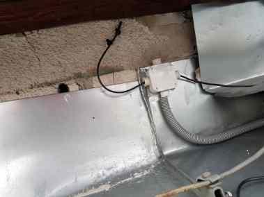 Ohrev strechy - externá sonda