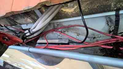 ohrev káble s čidlom vlhkosti a teploty
