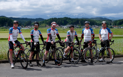 Boyd & Moore supports charity ride for children in need