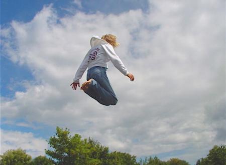Johanna fliegt