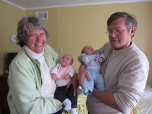 Visiting After Birth 101