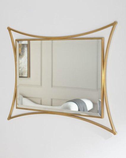 Specchio cornice minimal