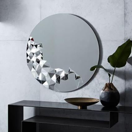 Specchio senza cornice