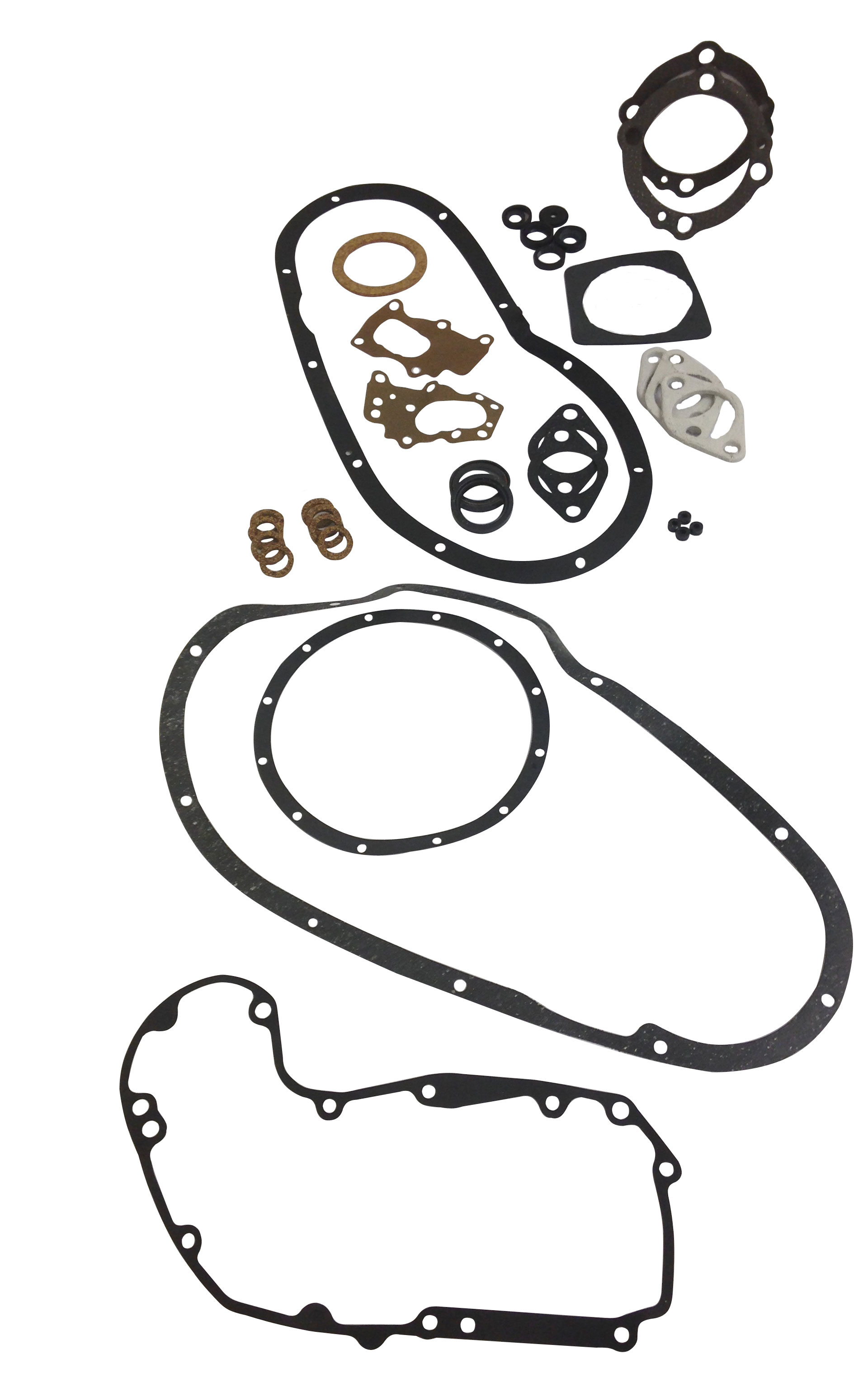 Gasket Set For Harley Davidson Sportster 69
