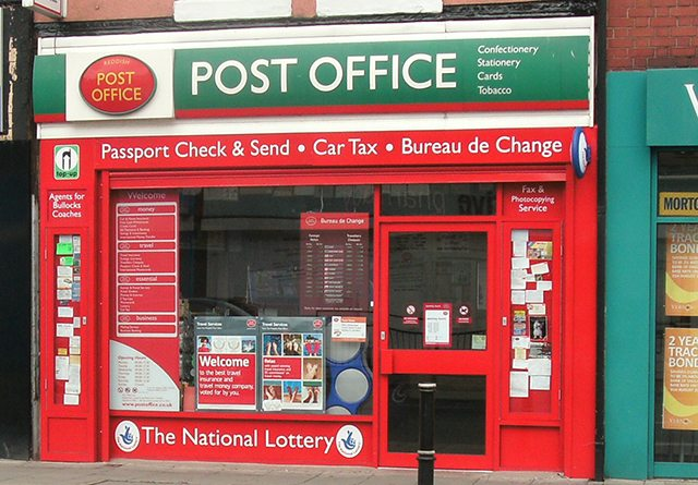 Image result for post office images